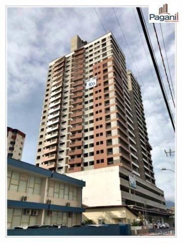 Apartamento com 3 dormitórios à venda, 126 m² por R$ 817.000,00 - Centro - Palhoça/SC