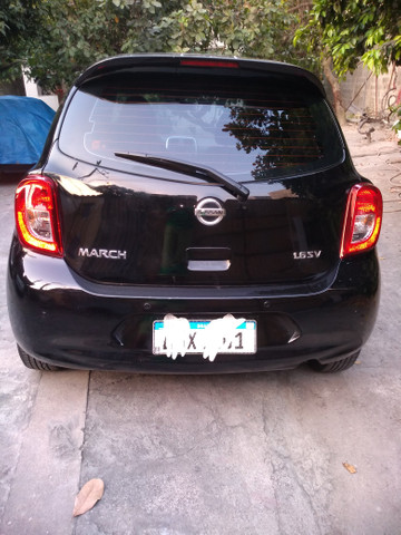 Nissan march SV 1.6 2019/2019