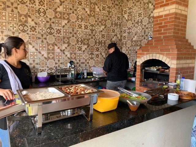 Churrasqueiro e buffet de churrasco - Foto 2
