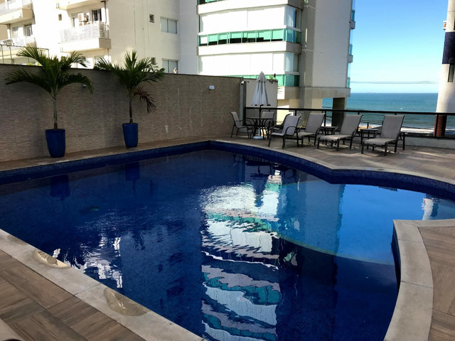 Frente Mar 4 quartos 2 suites 250m2 Lindo - Foto 3