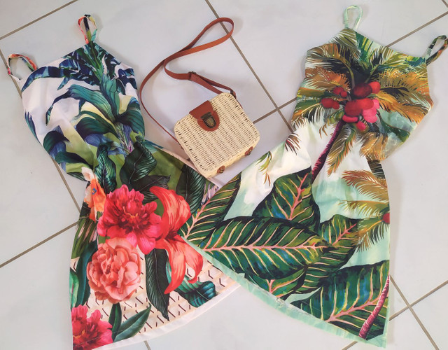 Promoção vestidos Tam M