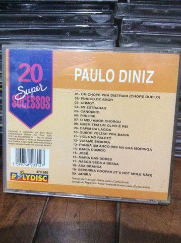 Paulo Diniz - 20 super sucessos - Foto 2