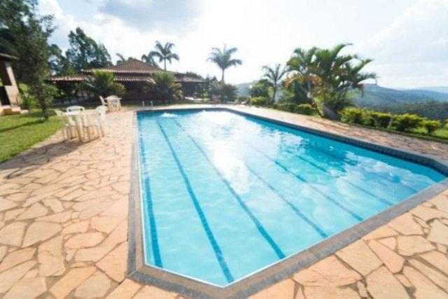 Sitio com 5 quartos piscina em Itatiaiucu a 50 minutos de Belo Horizonte