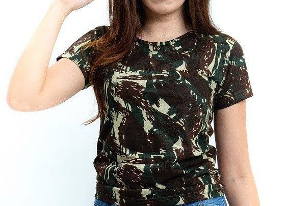 Camisetas Camufladas - Foto 3