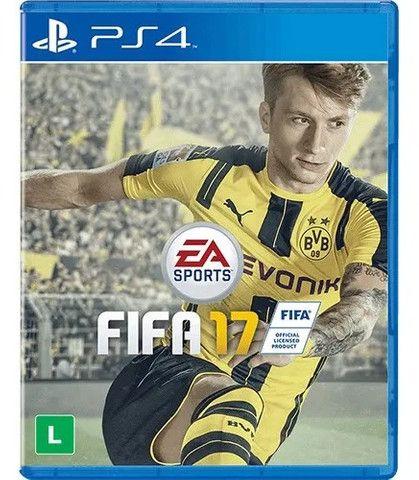 Jogo Fifa 17 Playstation 4 Original Usado - Foto 4