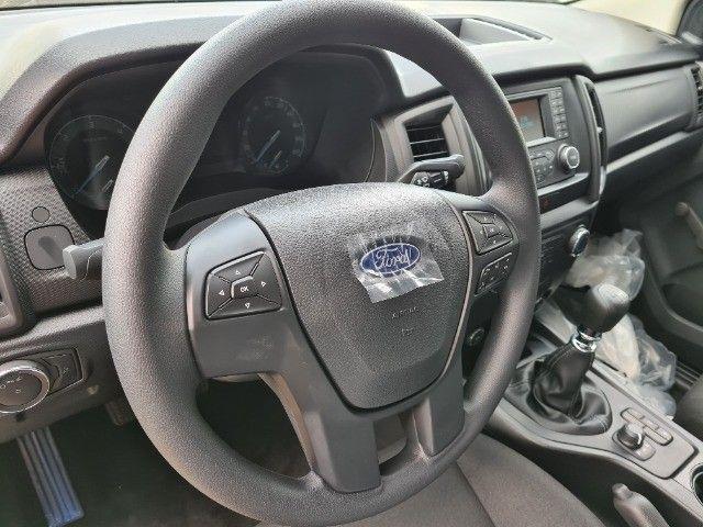 Ranger XL 2022 Diesel manual 4x4 CD - Entrega rápida.  - Foto 9