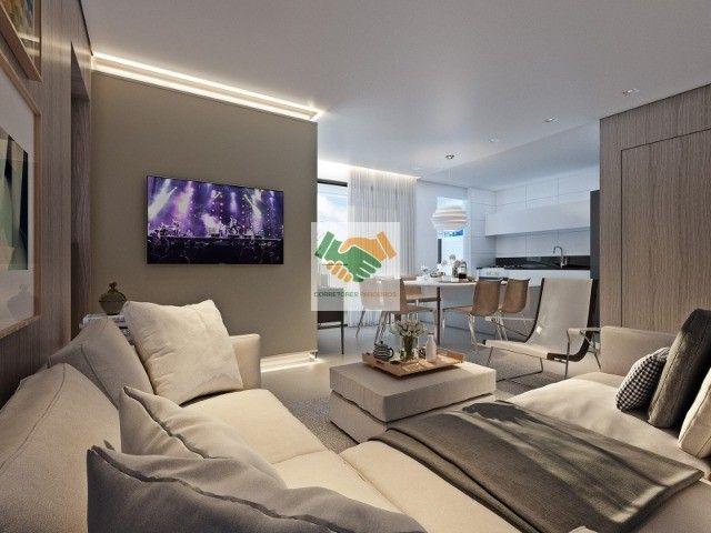 Novos apartamentos de luxo com 3 e 4 quartos à venda no bairro Funcionários em BH - Foto 19