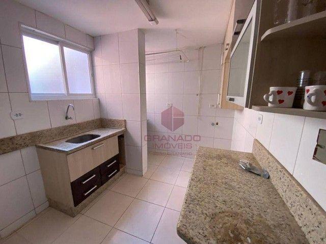 Apartamento com 3 dormitórios para alugar, 48 m² por R$ 700,00/mês - Vila Nova - Maringá/P - Foto 2