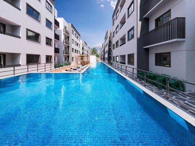 Apartamento 0 entrada com área de lazer completa no Cristo redentor R$116mil