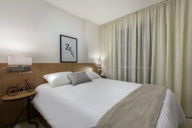 Apartamento de 01 Quarto com varanda - Foto 2