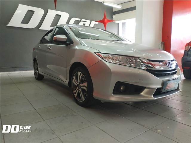Honda City 2016 1.5 ex 16v flex 4p automático - Foto 4