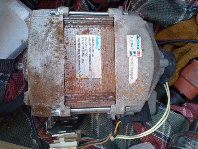 Venda de placa ,motor,painel da lavadora Brastemp - Foto 2
