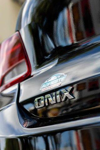 Chevrolet onix hatch at turbo 1.0 2021 *IPVA 2021* - Foto 15