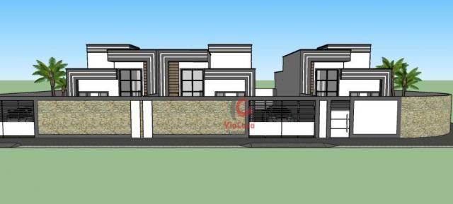 Casa linear com 2 dormitórios à venda, 62 m² Terra Firme - Rio das Ostras/RJ - Foto 3
