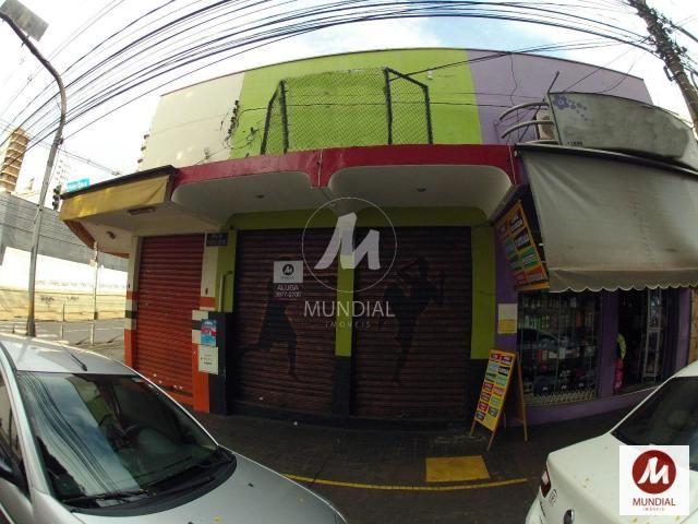 Loja comercial para alugar em Centro, Ribeirao preto cod:47448