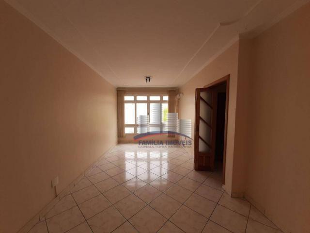Apartamento com 2 dormitórios para alugar por R$ 1.799,98/mês - Encruzilhada - Santos/SP
