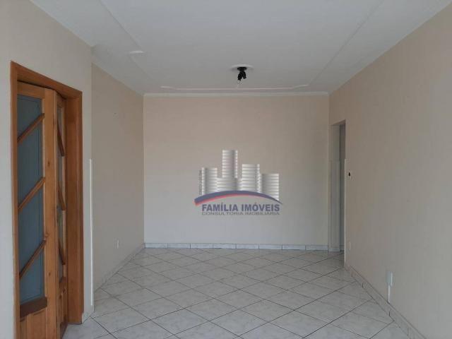 Apartamento com 2 dormitórios para alugar por R$ 1.799,98/mês - Encruzilhada - Santos/SP - Foto 6