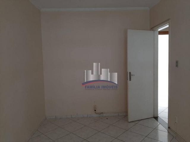 Apartamento com 2 dormitórios para alugar por R$ 1.799,98/mês - Encruzilhada - Santos/SP - Foto 8