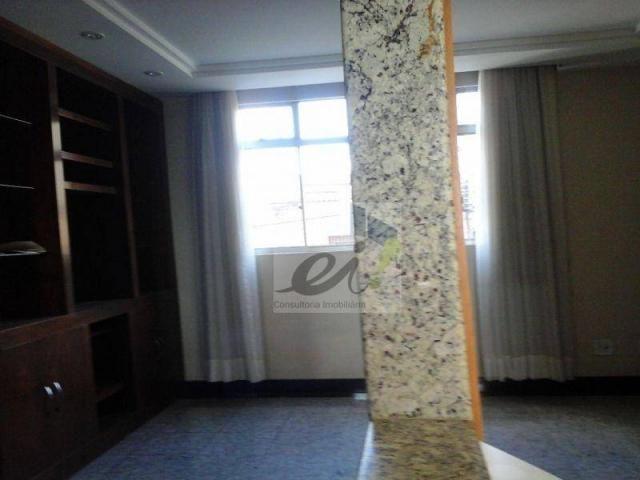 Apartamento com 2 dormitórios à venda, 75 m² por R$ 299.000,00 - Santa Rosa - Belo Horizon - Foto 5