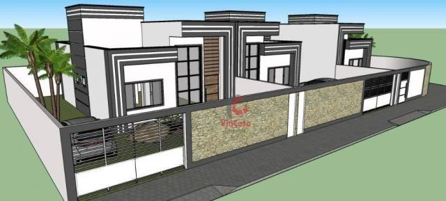 Casa linear com 2 dormitórios à venda, 62 m² Terra Firme - Rio das Ostras/RJ - Foto 7