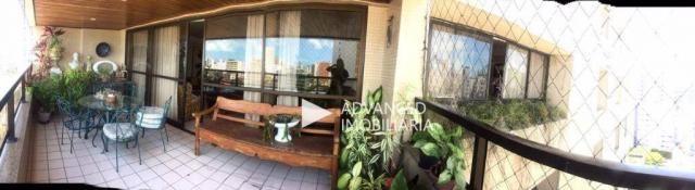 Apartamento com 4 dormitórios à venda, 260 m² por R$ 1.500.000 - Graças - Recife/PE - Foto 6