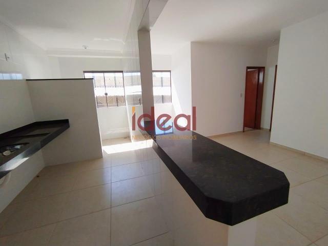 Apartamento para aluguel, 2 quartos, 1 vaga, Inácio Martins - Viçosa/MG - Foto 2
