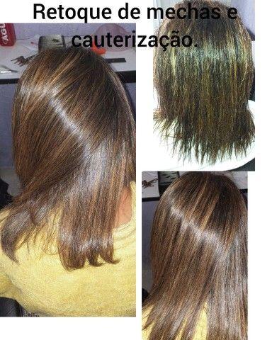 Curso de escovista para iniciantes/ cabelereiro/auxiliar de cabelereiro. - Foto 3