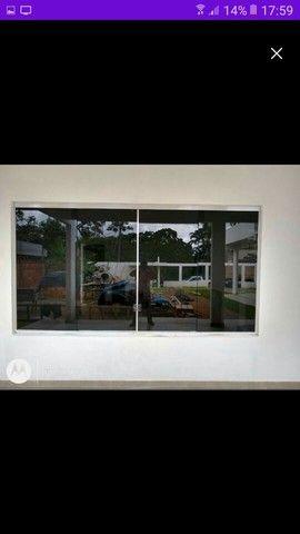 Fazemos manutenção de blindex portões de aluminio - Foto 4