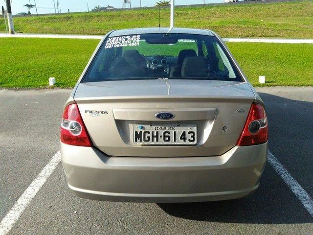 Fiesta 1.6 completo 2009 - Foto 7