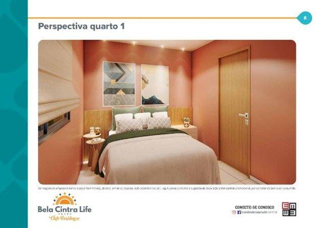 condominio escudo construção, bela life - Foto 2