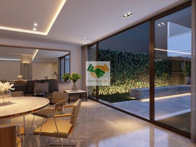 Novos apartamentos de luxo com 3 e 4 quartos à venda no bairro Funcionários em BH - Foto 11