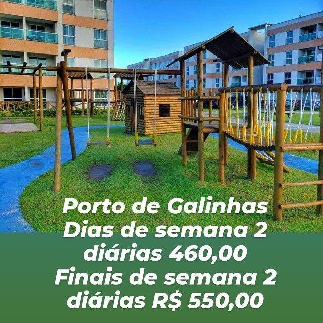 Locação de Flat em Porto de Galinhas - Foto 12