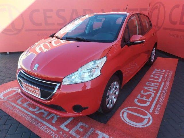 Peugeot 208 ACTIVE 1.5 FLEX 8V 5P - Foto 3