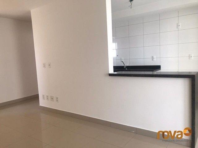 Apartamento à venda com 3 dormitórios em Residencial eldorado, Goiânia cod:NOV235809 - Foto 3