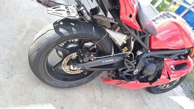 Moto Para Retirada De Peças/sucata Triumph Daytona 675 2006  - Foto 6