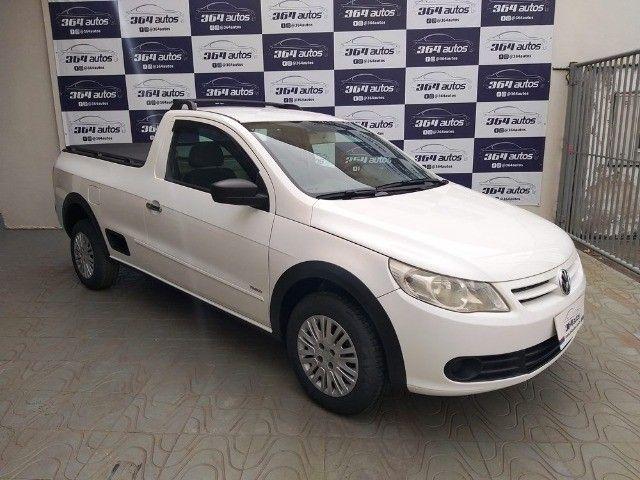 Volkswagen Saveiro CS 1.6 Trend Flex - 2012/2013 - R$ 34.000,00