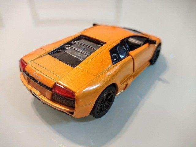 Miniatura Carro Lamborghini Mourcelago  - Foto 3