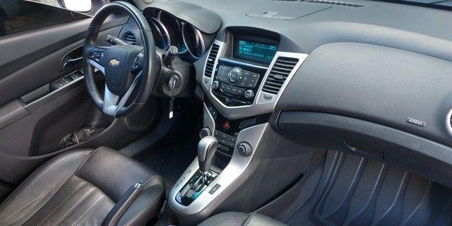 GM Cruze Sport 6 Hatch 2015 couro automático IPVA 2021 pago - Foto 8