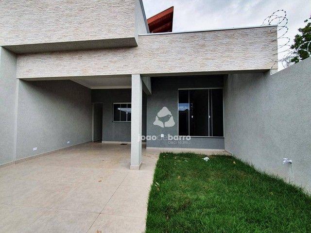 Campo Grande - Casa Padrão - Jardim Seminário - Foto 2