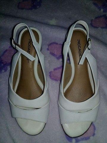 Sapatos branco n.35/36 - Foto 4
