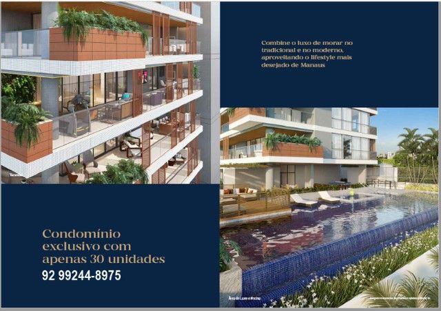 Vila Residence Unidades de 367 m² Bairro Adrianópolis Seu Apart do Seu Jeito  - Foto 4