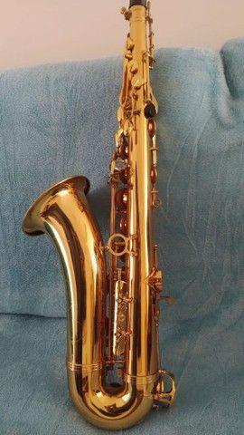 Saxsofone Tenor Prowinds(laqueado) - Foto 5