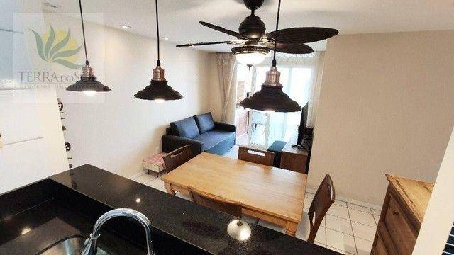 Apartamento com 3 dormitórios à venda, 80 m² por R$ 495.000,00 - Cocó - Fortaleza/CE - Foto 4