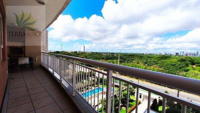 Apartamento com 3 dormitórios à venda, 80 m² por R$ 495.000,00 - Cocó - Fortaleza/CE - Foto 16