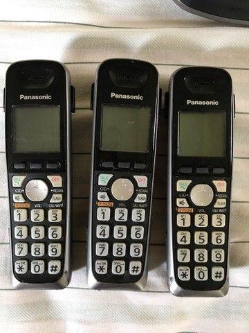 Telefone sem fio Panasonic - Foto 4