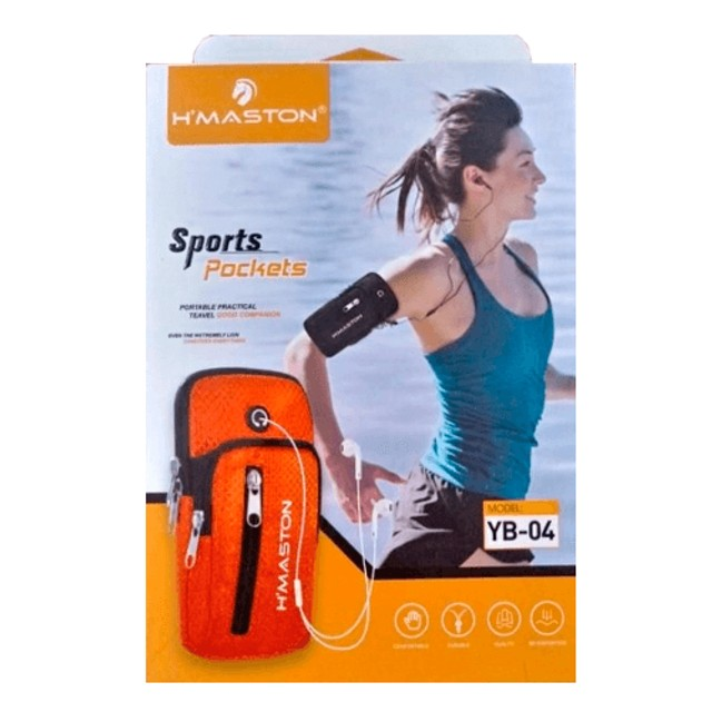 Pochete sports h'maston yb-04.