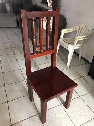 Conjunto de mesa com cadeiras - Foto 3