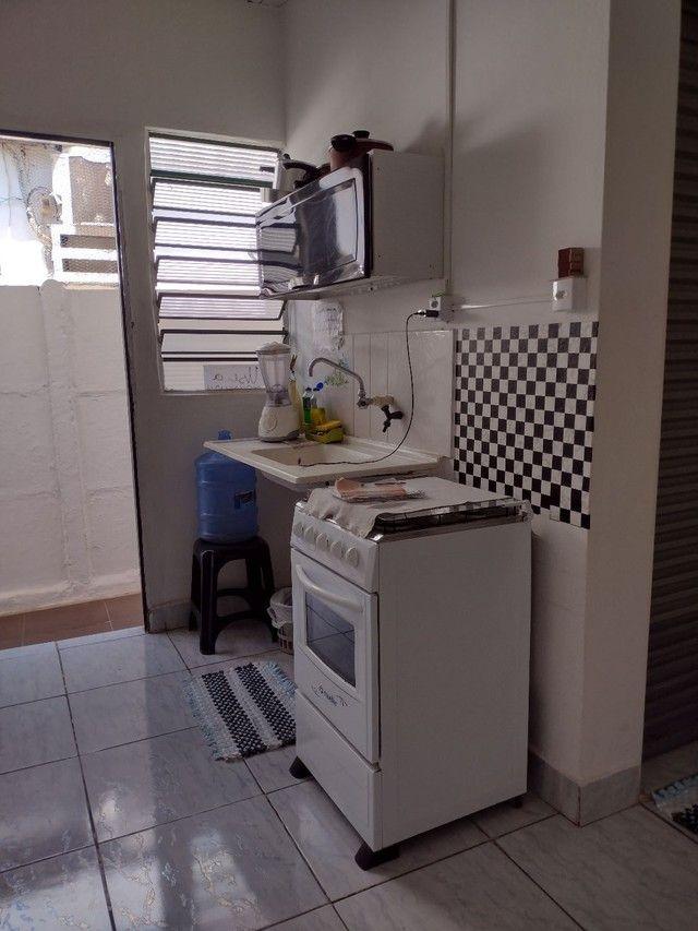 Quarto cozinha banheiro mobiliados, perto do centro, e da Santa noCasa. - Foto 6