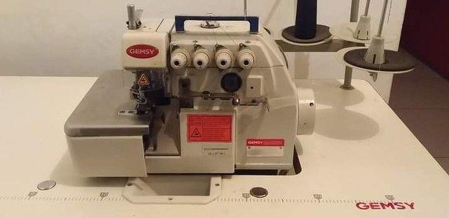 maquina de costura gemsy - Foto 2