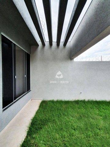 Campo Grande - Casa Padrão - Jardim Seminário - Foto 3